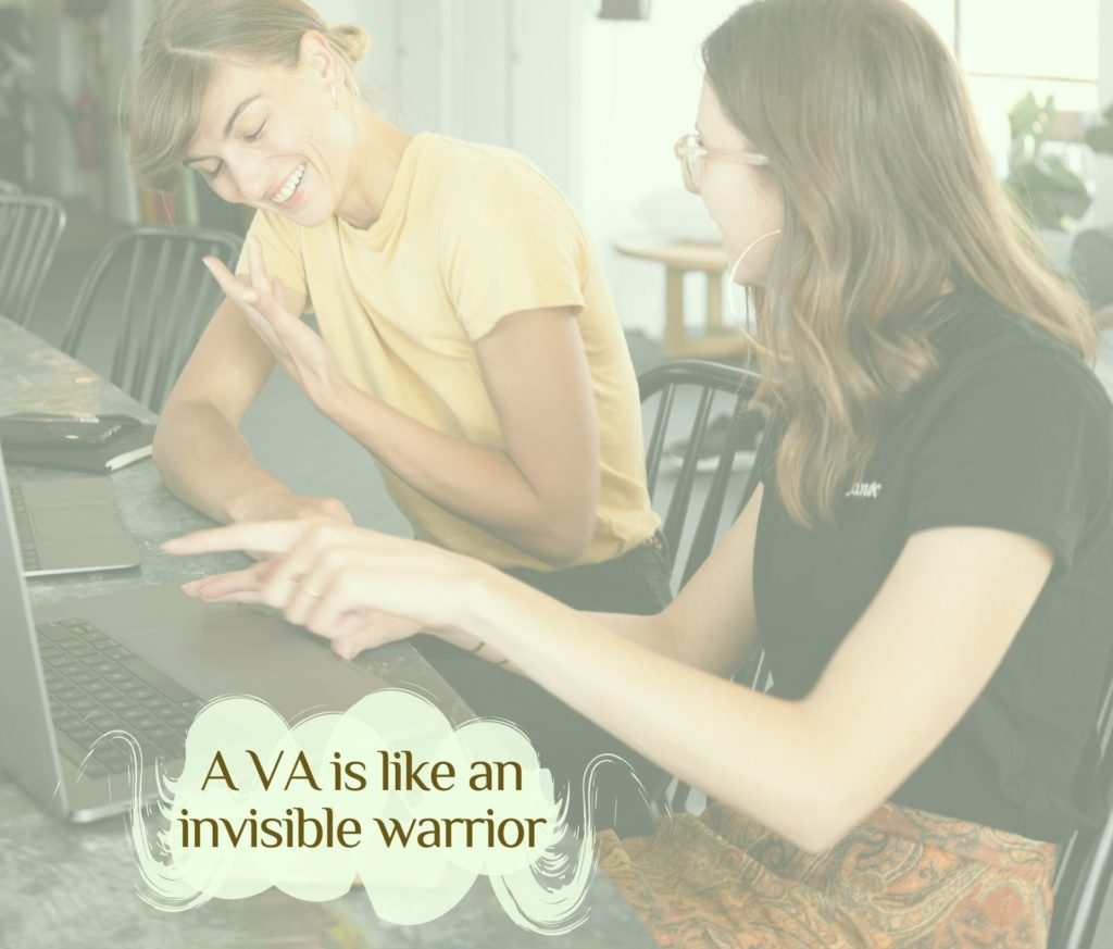 A Virtual Assistant can offers a brilliant flexible workforce, a VA is like an invisible warrior of your Business.